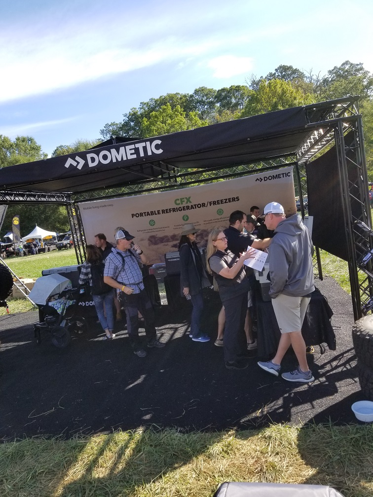 The Dometic Tent